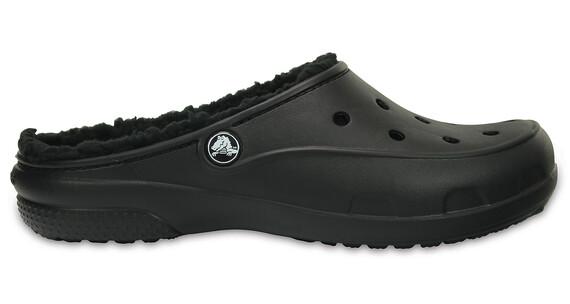 Crocs Freesail PlushLined Sandalen Dames zwart